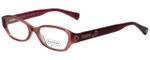Coach Designer Eyeglasses HC6015-5032 in Burgundy 48mm :: Rx Single Vision