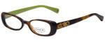Coach Designer Eyeglasses HC6016-5052-46 in Tortoise 46mm :: Rx Single Vision