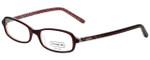 Coach Designer Eyeglasses HC579-604 in Burgundy 48mm :: Progressive