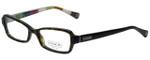 Coach Designer Eyeglasses HC6010-5001 in Dark Tortoise 50mm :: Rx Bi-Focal