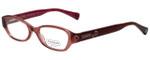 Coach Designer Eyeglasses HC6015-5032 in Burgundy 48mm :: Rx Bi-Focal