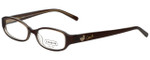 Coach Designer Reading Glasses HC2035-223 in Brown 48mm