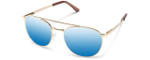 Suncloud Motorist Polarized Bi-Focal Reading Sunglasses
