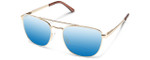 Suncloud Fairlane Polarized Bi-Focal Reading Sunglasses