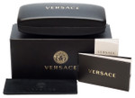 Versace Authentic Sunglass Case in Black Boxed Set