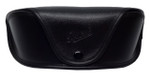 Persol Authentic Black Leather Sunglass Case