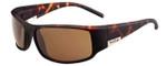 Bollé Sunglasses: Origin in Dark Tortoise with Brown Lens
