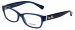 Coach Designer Eyeglasses HC6078-5397 in Milky Navy 52mm :: Progressive