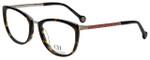 Carolina Herrera Designer Eyeglasses VHE092-0579 in Tortoise 52mm :: Rx Single Vision