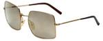 Gianfranco Ferre GFF531S Designer Sunglasses in Gold