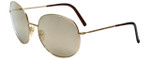 Gianfranco Ferre GFF597S Designer Sunglasses in Gold