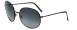 Gianfranco Ferre GFF597S Designer Sunglasses in Matte Black