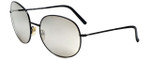 Gianfranco Ferre GFF597S Designer Sunglasses in Gloss Black