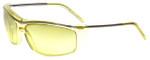 Gianfranco Ferre GFJ25S Designer Sunglasses in Yellow