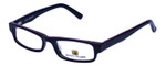 Body Glove Designer Eyeglasses BB113 in Black Red KIDS SIZE :: Rx Single Vision