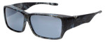 Jonathan Paul® Fitovers Eyewear Large Oogee Kryptek in Neptune & Grey