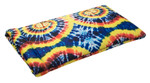 Tie-Dye Squeeze Spring Top Eyeglass/Sunglass Case Multi Colors