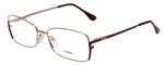 Fendi Designer Eyeglasses F959-770 in Bronze 54mm :: Custom Left & Right Lens
