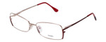 Fendi Designer Eyeglasses F959-688 in Shinyrose 54mm :: Custom Left & Right Lens