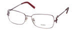 Fendi Designer Eyeglasses F682R-660 in Lavender Gold 55mm :: Custom Left & Right Lens