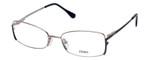 Fendi Designer Eyeglasses F960-030 in Nickel 52mm :: Rx Single Vision