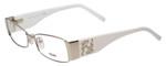 Fendi Designer Eyeglasses F923R-028 in Palladium 52mm :: Rx Single Vision