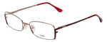 Fendi Designer Eyeglasses F960-770 in Light Bronze 52mm :: Rx Bi-Focal