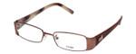 Fendi Designer Reading Glasses F892-212 in Bronze 52mm