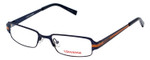 Converse Designer Eyeglasses I-DONT-KNOW in Navy 49mm :: Rx Single Vision