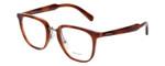 Prada Designer Eyeglasses  VPR10T-USE1O1 in Havana 49mm :: Rx Single Vision