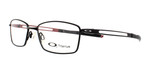 Oakley Designer Eyeglasses OX5071-0154 in Satin Black 54mm :: Custom Left & Right Lens