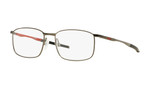 Oakley Designer Eyeglasses OX3204-0353 in Polished Cement 53mm :: Custom Left & Right Lens