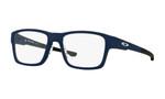 Oakley Designer Eyeglasses OX8077-0754 in Universe Blue 54mm :: Rx Single Vision