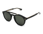 Gucci Sunglasses Black/Havana/Clear/Non-Polarized Grey Gradient Lens GG0124S-001