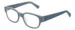 Eye Bobs Bossy Designer Reading Eye Glasses in Blue Jean 2418-10 51mm