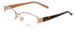 Catherine Deneuve Reading Eye Glasses Bronze/Marble Crystal Tortoise CD0406 032