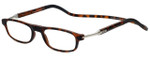 Clic Flex Reading Glasses in Tortoise