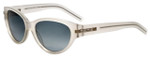 Gianfranco Ferre 592 Designer Sunglasses in White
