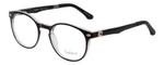 Enhance Kids Prescription Glasses EN4119 46 mm Glossy Matte Black/Crystal Clear