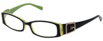 Calabria Designer Reading Glasses 814 Indigo with Blue Light Filter + A/R Lenses