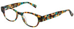 EyeBobs Rita Book Designer Reading Eye Glasses 2258-16 Blue Tortoise 47mm