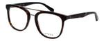 Guess Designer Reading Eye Glasses in Dark Havana Tortoise/Black GU1953-052-51mm