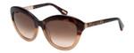 Lanvin Designer Sunglasses Havana Tortoise/Amber Brown Gradient SLN672V-0V19-54