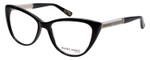 Marciano by Guess Designer Reading Eye Glasses in Black GM0312-001 53mm