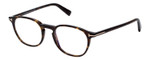 Tom Ford Designer Eyeglasses FT5583B-052 in Tortoise 50mm Rx Progressive
