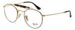 Ray Ban Rx Eyeglasses&Progressive Lens RB3747V-2945-50 Dark Havana Tortoise/Gold