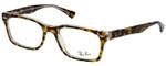 Ray Ban Prescription Eyeglasses RB5286-5082-51mm Tortoise/Crystal Clear Bi-Focal
