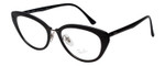 Ray Ban Designer Reading Eye Glasses in Matte Black & Gunmetal RB7088-2077-52 mm