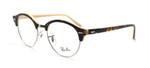 Ray Ban Prescription Eyeglasses RB4246V-5239-47 mm Glossy Havana Tortoise/Beige