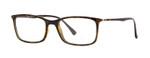 Ray Ban Rx Eyeglasses w/Progressive Lens RB7031-2301-53 Dk Havana Tortoise/Brown